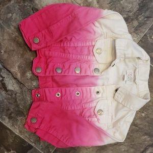 Est 1989 place Jean's jacket